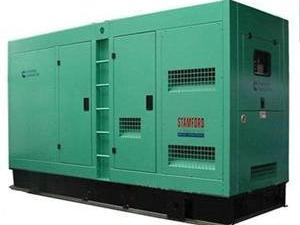 低噪音系列柴油发电机 (4)