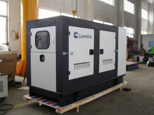 低噪音系列柴油发电机 (3)